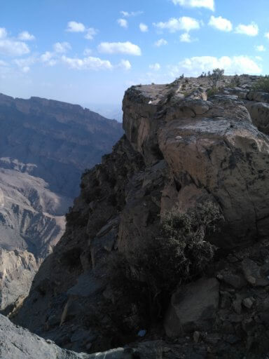 Grand Canyon d'Aràbia